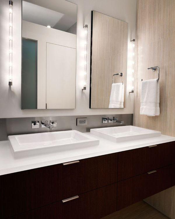نورپردازی حمام نورپردازی سرویس بهداشتی