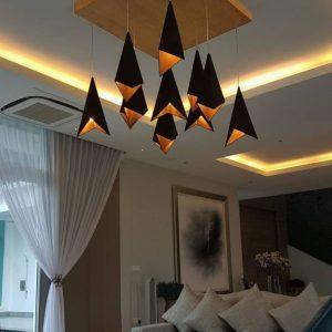CHM032-modern-chandelier