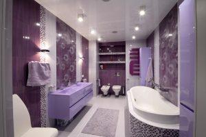 نورپردازی حمام