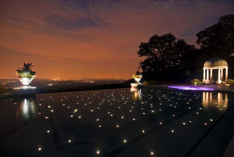 نورپردازی سازه ها